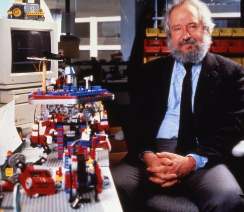 Seymour Papert, cha đẻ của thuật ngữ Computational Thinking
