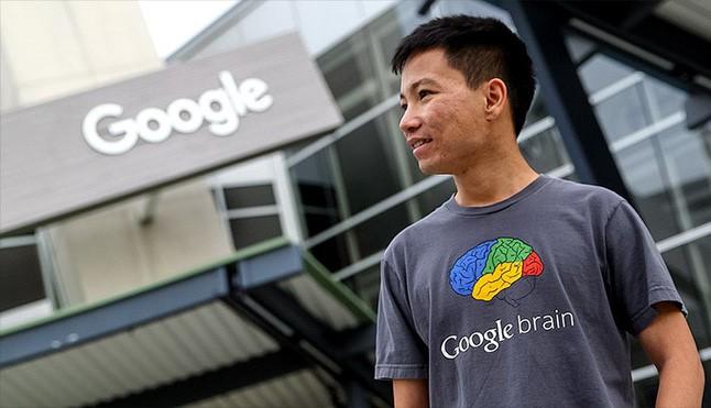Chân dung người nắm giữ bộ não của Google - Lê Viết Quốc