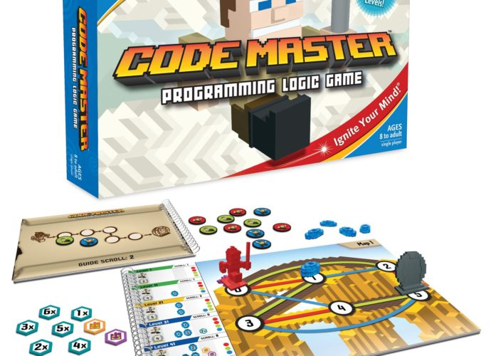 Code master - Cao thủ lập trình, là một trò chơi đậm chất STEM - STEAM