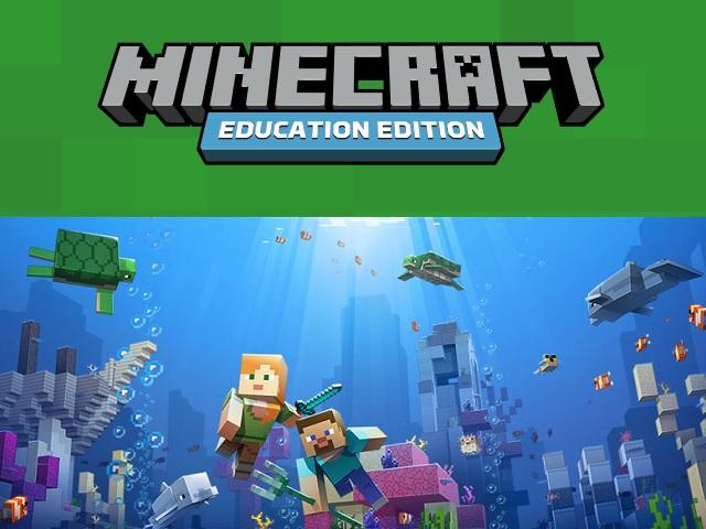 Minecraft Education Edition - Phiên bản Giáo dục của trò chơi nổi tiếng Minecraft